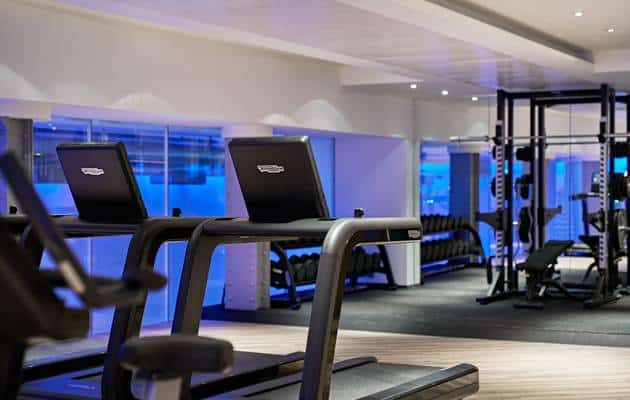 how to stop visitors from using gym in strata