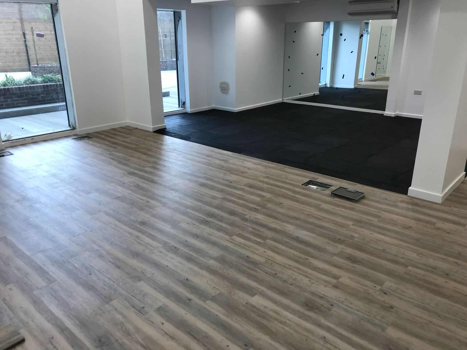 Case Study Bellway Homes Gym Flooring Solutions